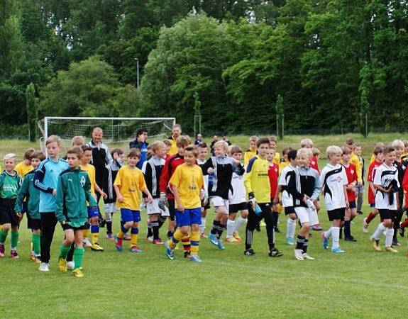 Fussball-Jugend der JSG Wolfenbüttel sucht Nachwuchs