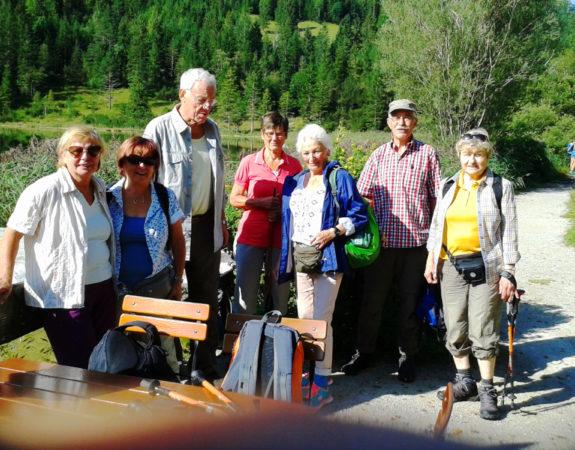 Wanderwoche in Mittenwald